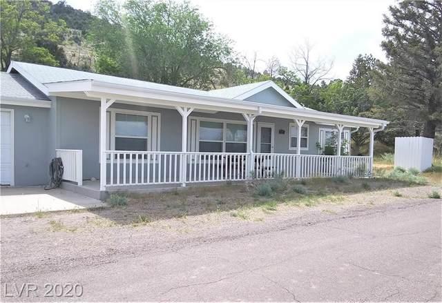 577 Mccannon Street, Pioche, NV 89043 (MLS #2198036) :: Helen Riley Group | Simply Vegas