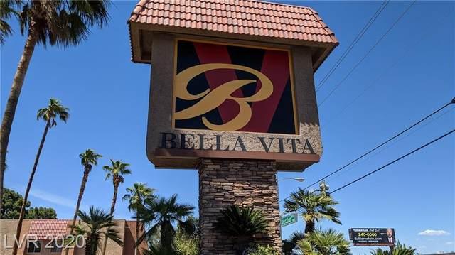 4381 Alexis #331, Las Vegas, NV 89103 (MLS #2198071) :: Billy OKeefe | Berkshire Hathaway HomeServices