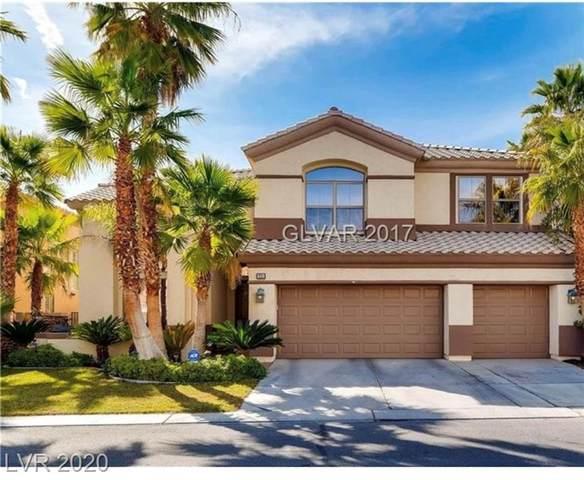 221 Royal Wood Court, Las Vegas, NV 89148 (MLS #2198088) :: Vestuto Realty Group
