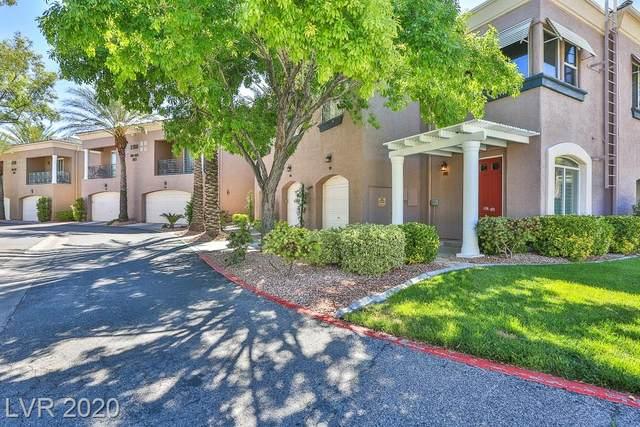 1500 San Juan Hills #101, Las Vegas, NV 89134 (MLS #2198113) :: Hebert Group | Realty One Group