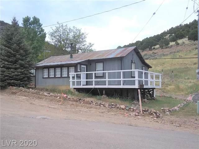 865 Hillside Road, Pioche, NV 89043 (MLS #2198203) :: Billy OKeefe | Berkshire Hathaway HomeServices