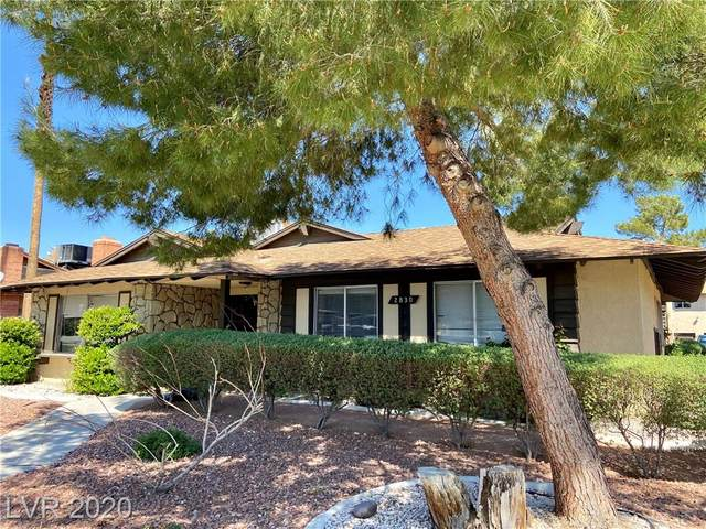 2830 Karen, Las Vegas, NV 89121 (MLS #2198214) :: Performance Realty
