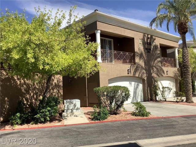 1405 San Juan Hills #105, Las Vegas, NV 89134 (MLS #2198230) :: Billy OKeefe   Berkshire Hathaway HomeServices