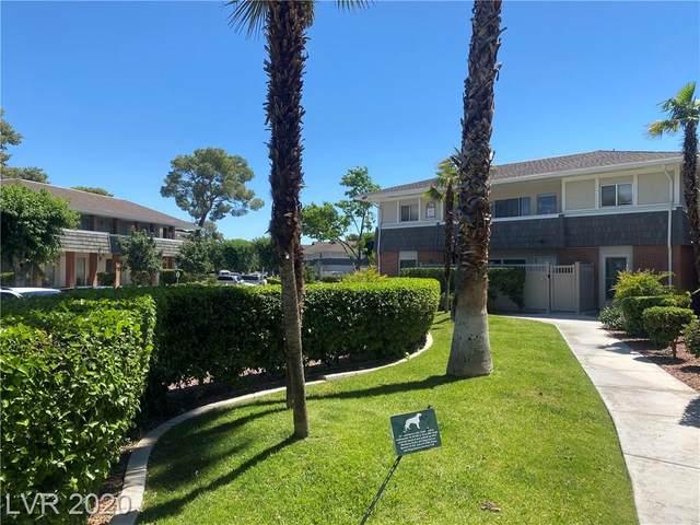 723 Oakmont #3416, Las Vegas, NV 89109 (MLS #2198257) :: Helen Riley Group | Simply Vegas