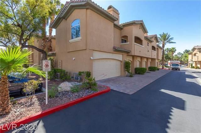 1700 Hills Of Red #104, Las Vegas, NV 89128 (MLS #2198272) :: The Shear Team