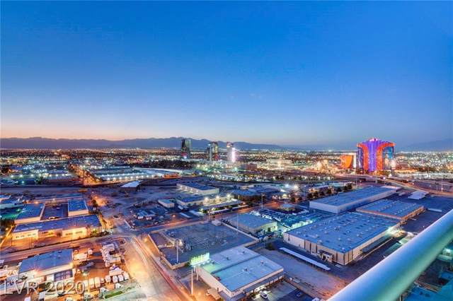 4525 Dean Martin Drive #2806, Las Vegas, NV 89103 (MLS #2198273) :: Hebert Group | Realty One Group