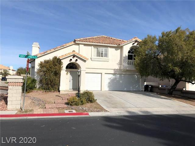 8236 Antler Pines Court, Las Vegas, NV 89149 (MLS #2198287) :: Signature Real Estate Group