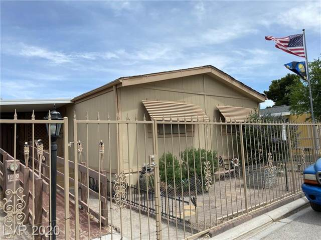 1942 Quintearo, Las Vegas, NV 89115 (MLS #2198295) :: Signature Real Estate Group