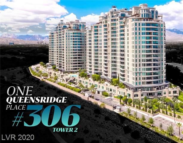 9103 Alta Drive #306, Las Vegas, NV 89145 (MLS #2198335) :: Helen Riley Group | Simply Vegas