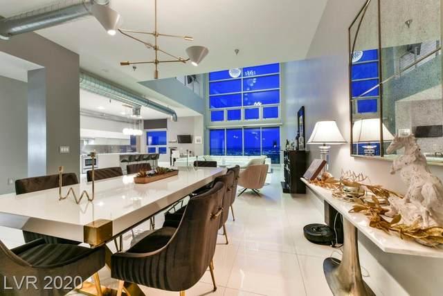 200 Hoover #2108, Las Vegas, NV 89101 (MLS #2198367) :: Billy OKeefe | Berkshire Hathaway HomeServices