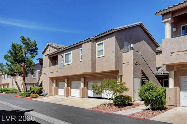 2152 Quarry Ridge #201, Las Vegas, NV 89117 (MLS #2198417) :: The Shear Team
