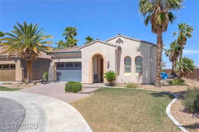 534 Via Del Corallo Way, Henderson, NV 89011 (MLS #2198458) :: Helen Riley Group | Simply Vegas