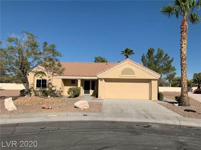 3036 Morning Ridge, Las Vegas, NV 89134 (MLS #2198461) :: Signature Real Estate Group