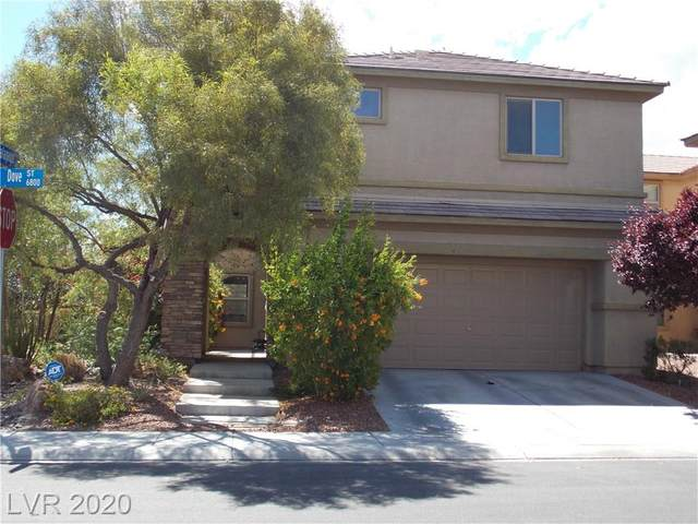 6833 Homing Dove, North Las Vegas, NV 89084 (MLS #2198486) :: Signature Real Estate Group