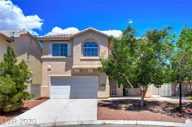 1260 Sloan, Las Vegas, NV 89110 (MLS #2198491) :: Signature Real Estate Group