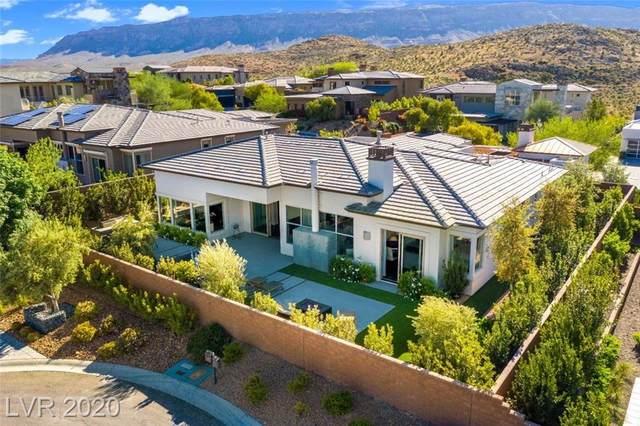 14 Midnight Ridge, Las Vegas, NV 89135 (MLS #2198504) :: The Mark Wiley Group | Keller Williams Realty SW