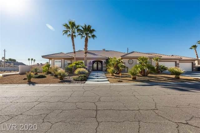 5845 El Camino Road, Las Vegas, NV 89118 (MLS #2198513) :: Vestuto Realty Group