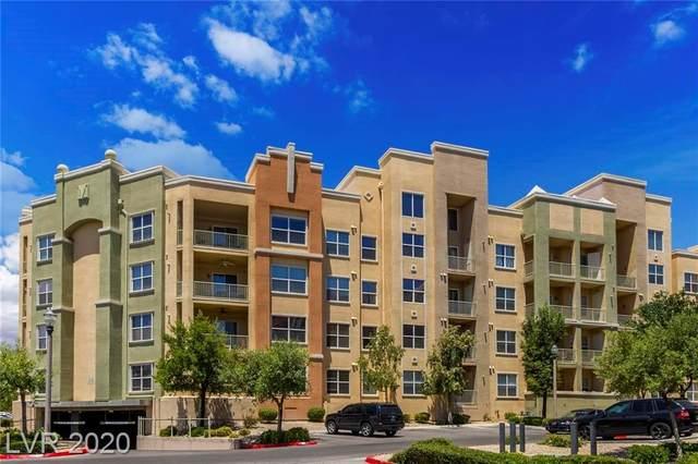 68 E Serene Avenue #309, Las Vegas, NV 89123 (MLS #2198559) :: Billy OKeefe   Berkshire Hathaway HomeServices