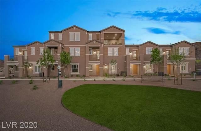 1197 Paradise Basin Lot 38, Henderson, NV 89002 (MLS #2198560) :: Helen Riley Group | Simply Vegas