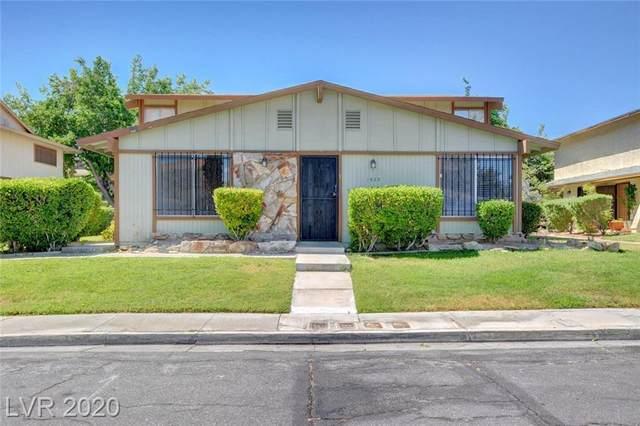 1523 Lorilyn Avenue #1, Las Vegas, NV 89119 (MLS #2198592) :: Signature Real Estate Group