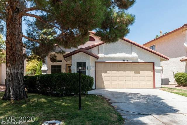 4833 Friar, Las Vegas, NV 89130 (MLS #2198594) :: Helen Riley Group | Simply Vegas