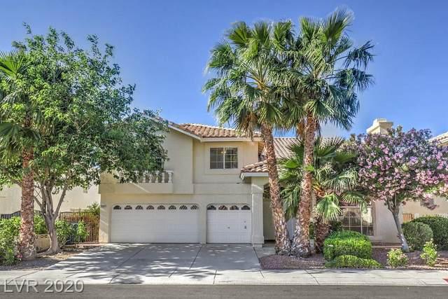 7509 Enchanted Hills, Las Vegas, NV 89129 (MLS #2198609) :: The Shear Team