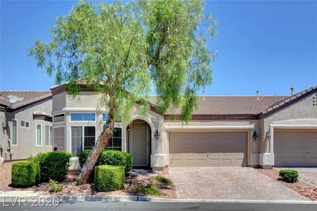 9826 Nicova, Las Vegas, NV 89148 (MLS #2198620) :: Team Michele Dugan