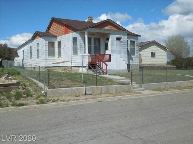 10 Cedar Street, Ruth, NV 89319 (MLS #2198623) :: Billy OKeefe | Berkshire Hathaway HomeServices