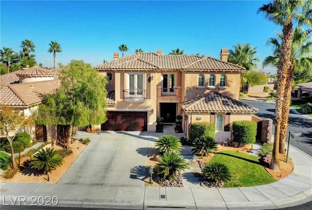 2924 Evening Rock Street, Las Vegas, NV 89135 (MLS #2198644) :: Helen Riley Group | Simply Vegas