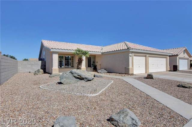 6242 Kitamaya Street, North Las Vegas, NV 89031 (MLS #2198651) :: Signature Real Estate Group
