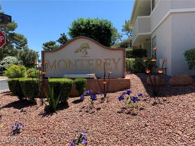 2838 Loveland #1611, Las Vegas, NV 89109 (MLS #2198707) :: Billy OKeefe | Berkshire Hathaway HomeServices