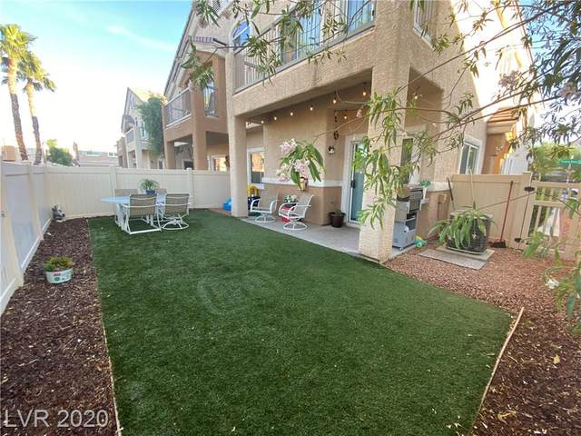 6024 Mustang Breeze Trail #103, Henderson, NV 89011 (MLS #2198711) :: Signature Real Estate Group
