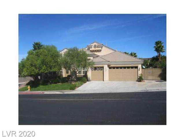 1452 Romanesca, Henderson, NV 89052 (MLS #2198712) :: Signature Real Estate Group