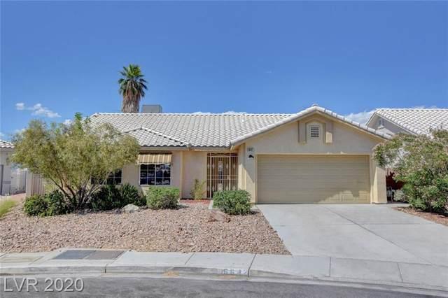 6642 Stretch Drive, Las Vegas, NV 89156 (MLS #2198723) :: Signature Real Estate Group