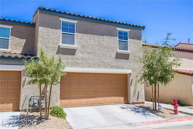 4526 Pencester Street Lot 272, Las Vegas, NV 89115 (MLS #2198730) :: Signature Real Estate Group