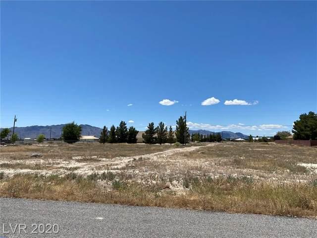 3000 S Torrey Pines Avenue, Pahrump, NV 89048 (MLS #2198739) :: Signature Real Estate Group