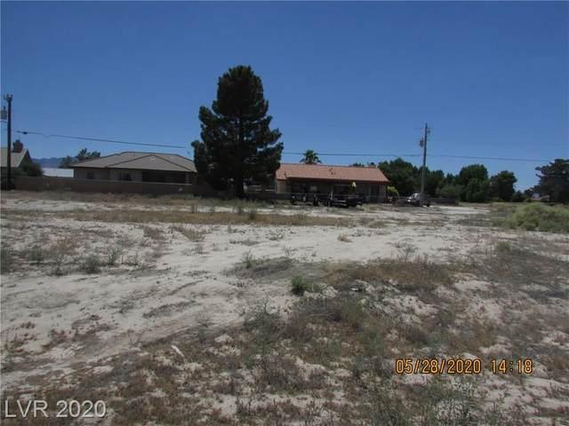 1780 Jerome, Pahrump, NV 89048 (MLS #2198757) :: Signature Real Estate Group