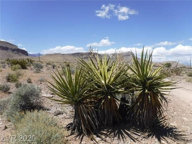Hwy 160 Blue Diamond, Las Vegas, NV 89178 (MLS #2198776) :: Vestuto Realty Group