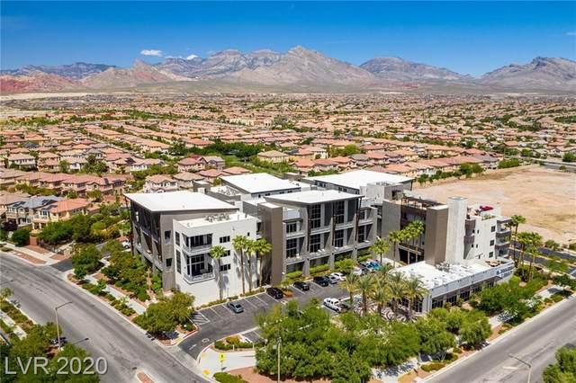 11441 Allerton Park #220, Las Vegas, NV 89135 (MLS #2198812) :: Hebert Group | Realty One Group