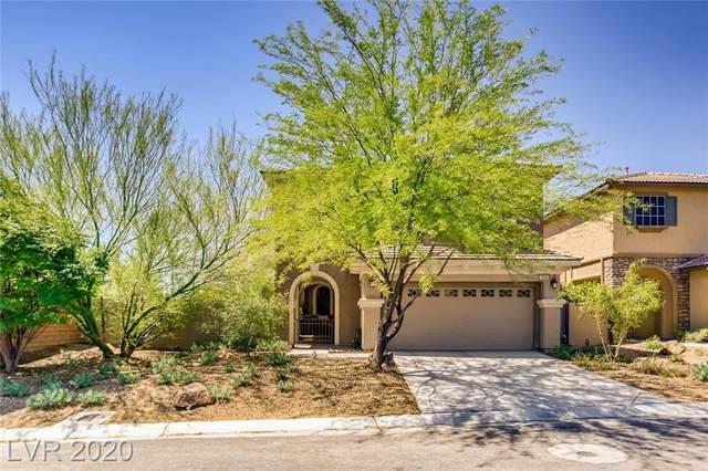 7919 Granite Walk Avenue, Las Vegas, NV 89178 (MLS #2198865) :: Signature Real Estate Group