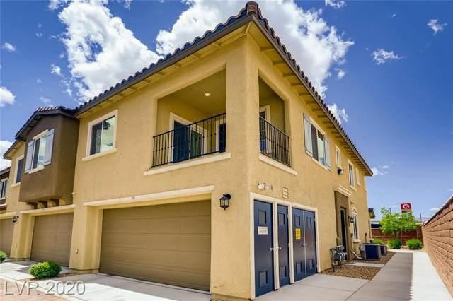8490 Classique #106, Las Vegas, NV 89178 (MLS #2198883) :: Billy OKeefe | Berkshire Hathaway HomeServices