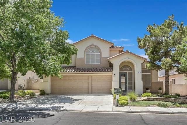 1271 Autumn Wind, Henderson, NV 89052 (MLS #2198888) :: Signature Real Estate Group
