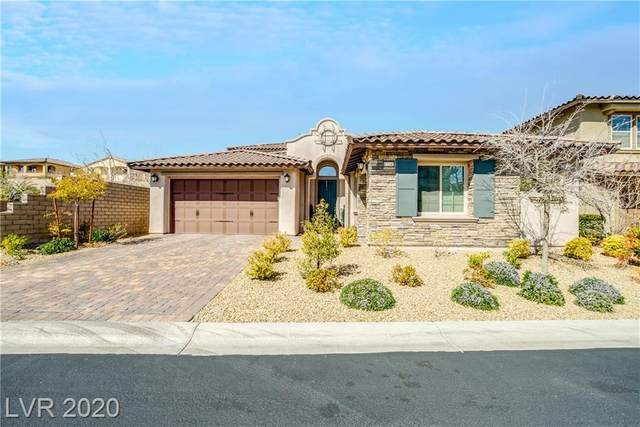 12242 Lost Treasure Avenue, Las Vegas, NV 89138 (MLS #2198891) :: Helen Riley Group | Simply Vegas