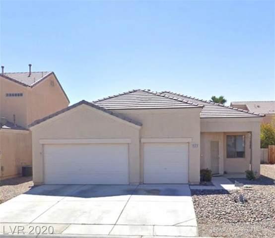 5915 Bushra, Las Vegas, NV 89110 (MLS #2198947) :: Signature Real Estate Group