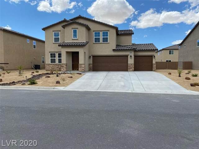 3875 Teller Dr, Pahrump, NV 89061 (MLS #2198959) :: Performance Realty