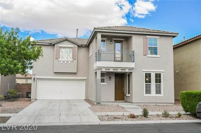 9416 Steeltree, Las Vegas, NV 89143 (MLS #2198971) :: The Perna Group