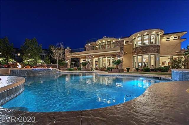 1581 Villa Rica Drive, Henderson, NV 89052 (MLS #2198981) :: Helen Riley Group | Simply Vegas