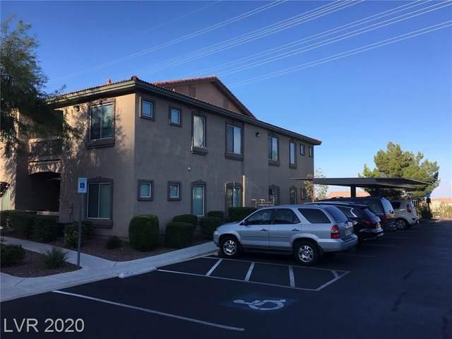 3544 Desert Cliff #102, Las Vegas, NV 89129 (MLS #2198982) :: Hebert Group | Realty One Group