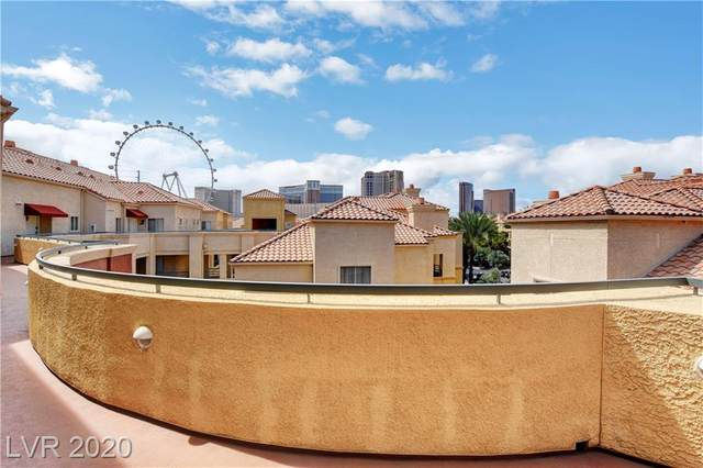 220 Flamingo #418, Las Vegas, NV 89169 (MLS #2198988) :: Signature Real Estate Group