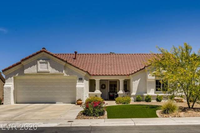 2800 Crown Ridge, Las Vegas, NV 89134 (MLS #2198994) :: Signature Real Estate Group